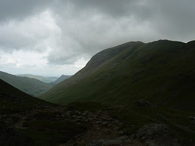 St Sunday Crag - one of the highest Wainwrights that I've not yet visited