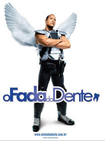 Filme Poster O Fada do Dente DVDRip RMVB Dublado