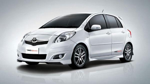 Toyota New Yaris TRD Sportivo 2012 Harga Spesifikasi di Indonesia