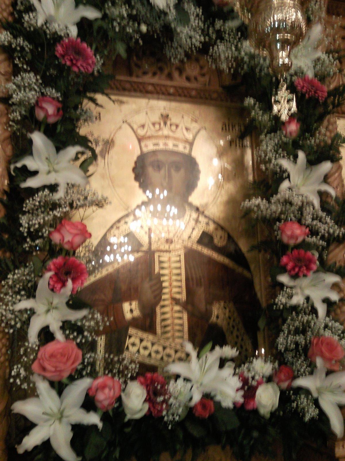 Paroisse orthodoxe sainte catherine de port de bouc - Port de bouc code postal ...