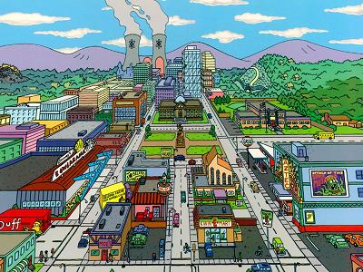 Si Te Gustan Los Simpsons Entra   2 Horitas De Trabajo