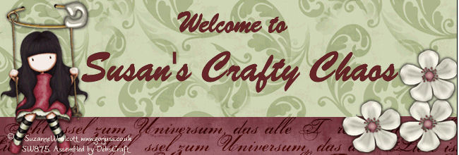 Welcome to Susan's Crafty Chaos
