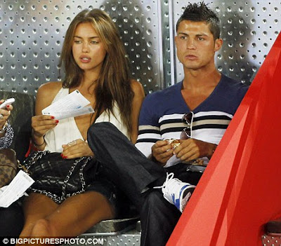 cristiano ronaldo girlfriend irina. cristiano ronaldo girlfriend