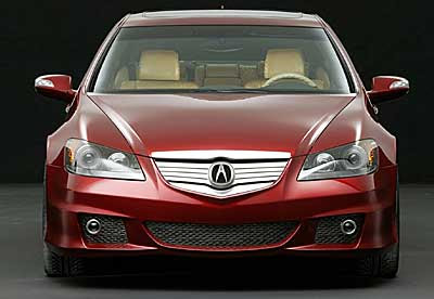 Acura Weather on The 2011 Acura Rl 2012 Acura Rl Features And Specifications