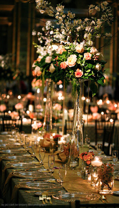 Help find long table centerpieces reception project for Long table centerpieces