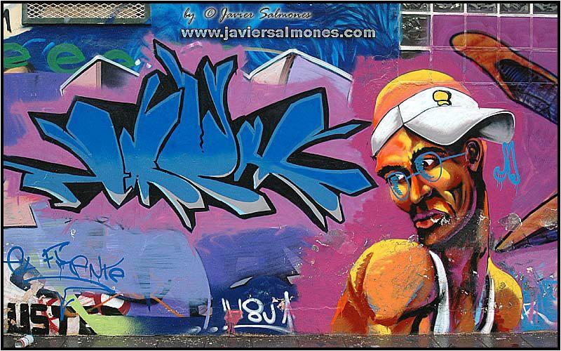 Los mejores graffitis