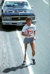 Canadian Hero TERRY FOX