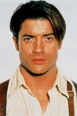 Canadian Actor BRENDAN FRASER