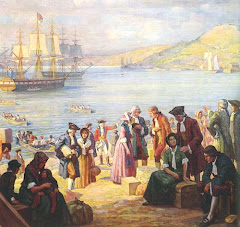 1783-1784 A.D. Canada Receives 50,000 English speaking American Refugees Loyal to Great Britain