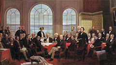 1864 A.D. (October) Second Conference, at Québec to Discuss Confederation (Canadian Union)