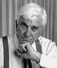 Canadian Actor LESLIE NIELSEN