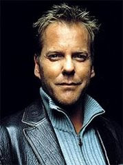 Canadian Actor KIEFER SUTHERLAND