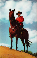 1873 A.D. Canada Creates the North West Mounted Police (Det Kongelige Kanadiske Ridende Politi)