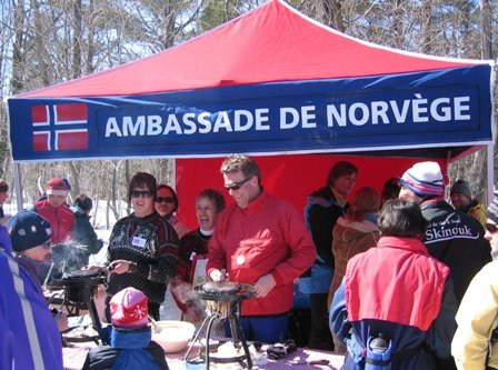 Journée de la Norvège 2009 / Norway Day in Canada's Capital Region (parc de la Gatineau Park)