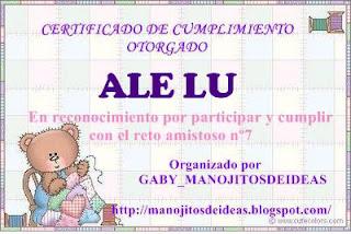 Gracias Gaby!!!