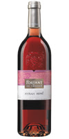 fortent de france syrah rose wine