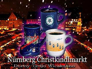 Welcomme In Nürnberg Weinachtmarkt Impression