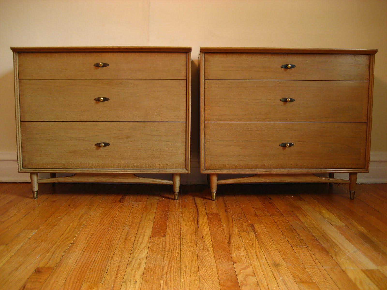 Kroehler Mid Century Desk Dresser Units Images Frompo