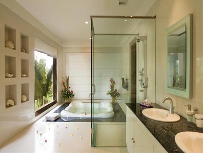 Homes Property Beautiful Bathroom Design Interior Gallery