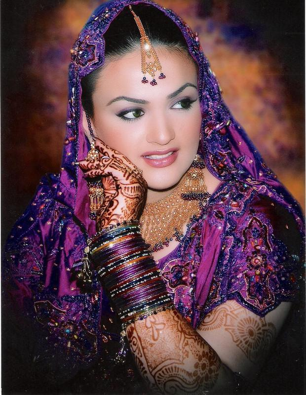 Indian Pakistani Bridal