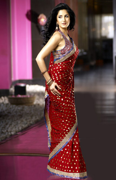 Pics Of Katrina Kaif In Saree. Katrina Kaif in saree ( Zeenat