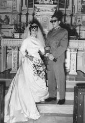 Casamento - 06 agosto 1961