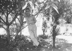 Eu , Nampula , Moçambique , setembro 1961