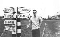 Eu , Vila Cabral, Moçambique , 1964
