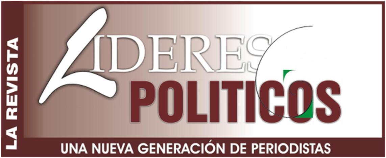 REVISTA LIDERES POLITICOS