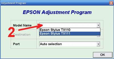 cara mereset epson tx110-tx111 blink berkedip error - cara service epsont tx error 2