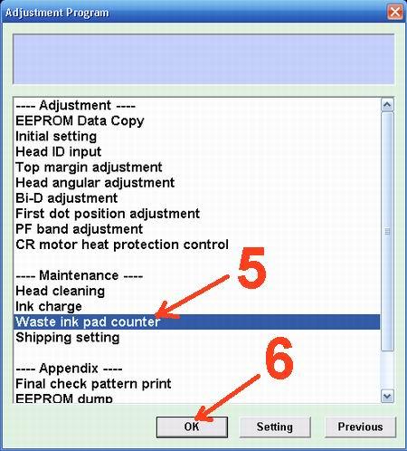 Check : digunakan untuk cek counter yang maksimal 7800 point, anda