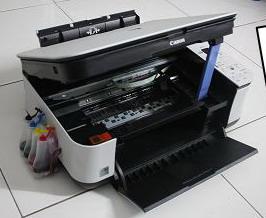 Bahasan kali ini adalah tentang Cara Pasang Infus Canon MP258. Printer ...