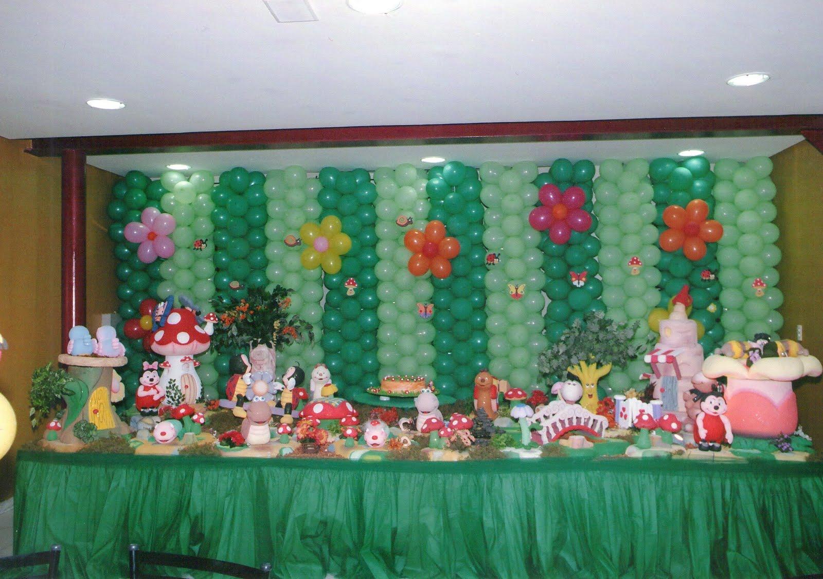 Artes, Decorações de Festas e Lembranças Jardim Encantado da