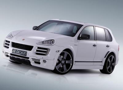 Progressor Porsche Car
