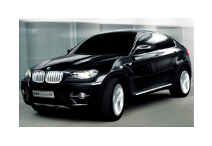 BMW X6 New Evolution