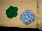 Broches de croche