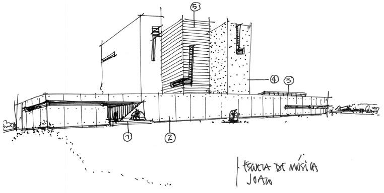 Dibujos de arquitecto architect drawings escuela de - Trabajo arquitecto barcelona ...