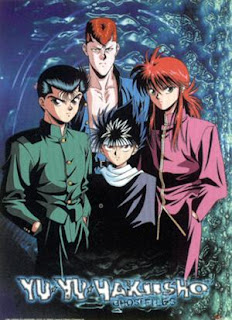 Yuyu hakusho overview