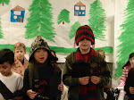 Christian's School Play