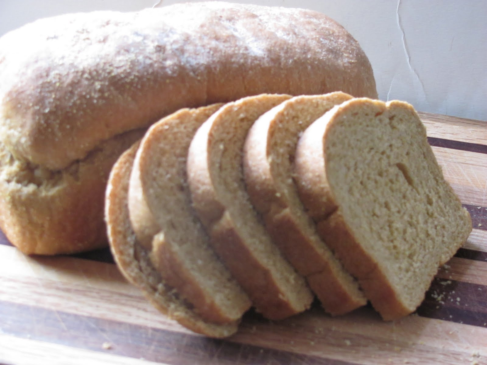 Gastronomists Weekly: Anadama Bread