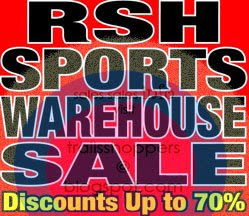 RSH Sports Warehouse Sale