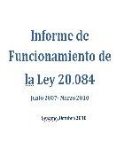 Informe de Funcionamiento RPA 2007-2010