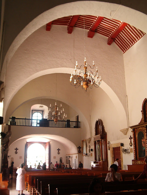 convento de San Francisco en Campeche