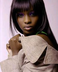 artis wanita afrika paling cantik
