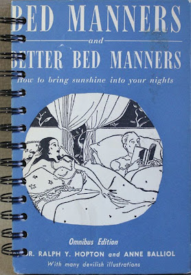 Bed Manners Art Journal