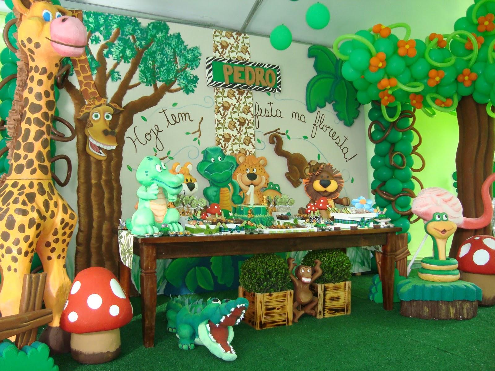 decoracao festa na floresta : decoracao festa na floresta ? Doitri.com