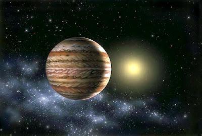 Юпитер это  не планета а звезда
