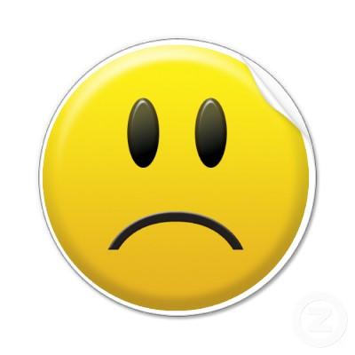 sad smiley face  Sad Smile - Email,