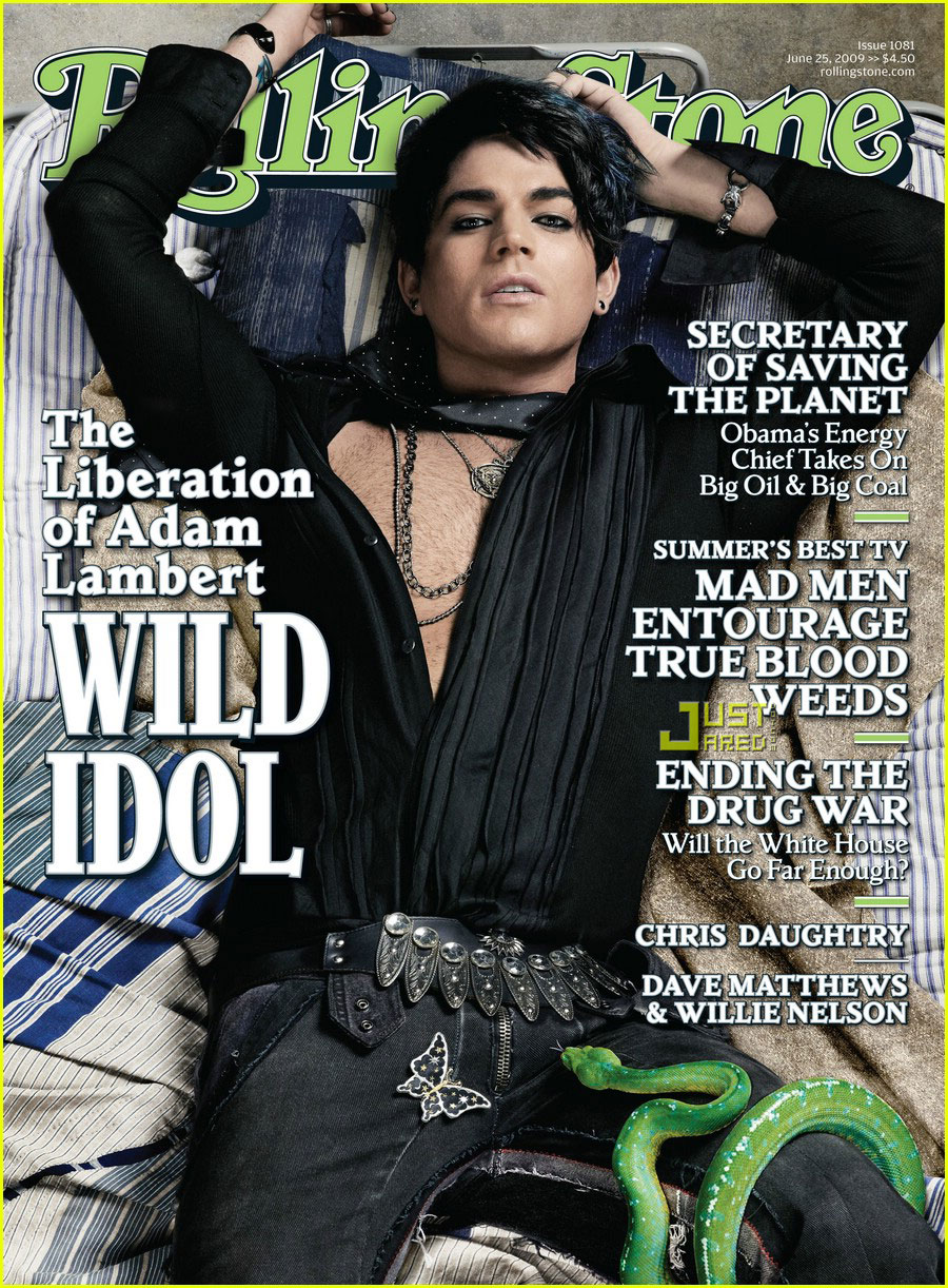 adam lambert gay rolling stone cover 02 Avatar Collection is uploaded to: