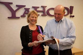 Microsoft & Yahoo Search Deal